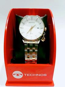 Relógio Technos Fashion Trend 2115rb/5k Aço Inox