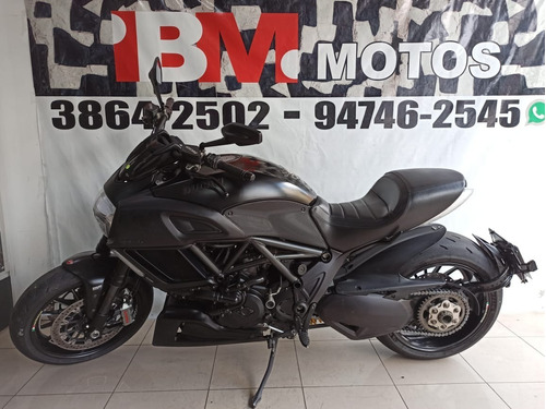 Ducati Diavel Dark 1260
