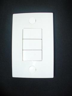Vimar Interruptor Apagador Doble 3way + Interruptor Sencillo