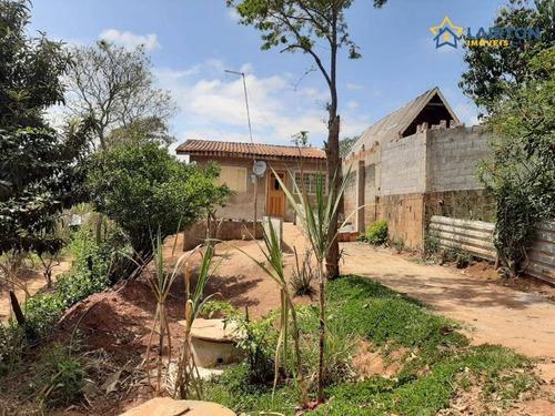 Chácara À Venda, 900 M² Por R$ 189.000 - Jardim Maracanã - Atibaia/sp - Ch1391