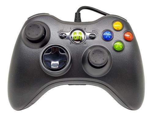Imagen 1 de 2 de Control joystick Megafire 492-NO4 negro