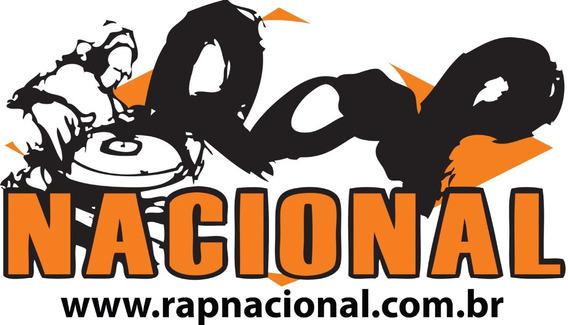 Rap Nacional No Driv+ Livro Varias Coletaneas Cds Completos