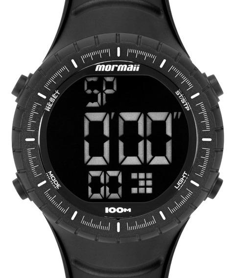 Relógio Mormaii Masculino Digital Wave Original Prova Dágua