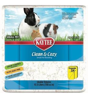 Kaytee Clean & Cozy Blanco 12l - Envíos A Todo Chile