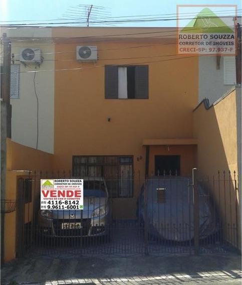Sobrado Geminado Para Venda Em São Paulo, São Miguel Paulista, 2 Dormitórios, 2 Banheiros, 2 Vagas - 00452