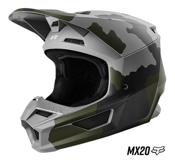 Casco Fox V1 Przm Mx20