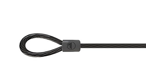 Rockymounts Steelbraid Cable De 8 Pies De Bloqueo