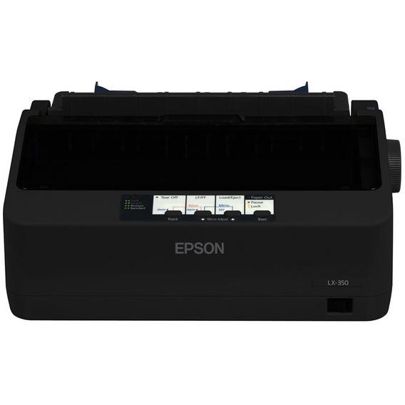 Impressora Matricial Epson 80 Colunas Edge Lx350