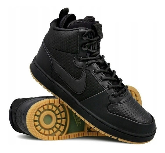 Bota Lifestyle Mostaza Nike Ebernon Mid