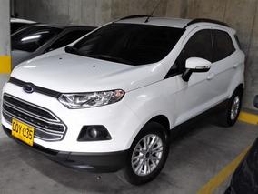 Ford Eco Sport Aprovecha Esta Oportunidad Huele A Nueva