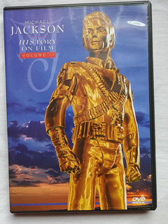 Michael Jackson: Dvd History On Film 2