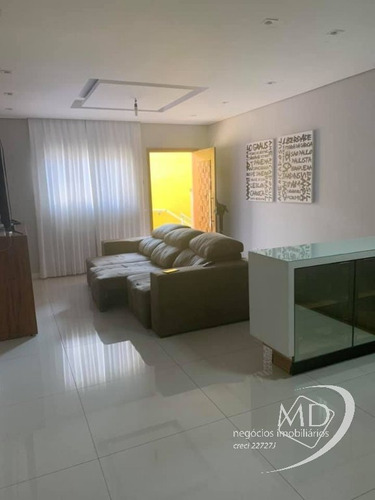 Imagem 1 de 19 de Locação Casa Santo Andre Vila Palmares Ref: 8662 - 1033-8662
