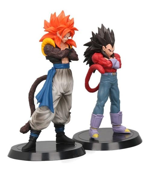 Dragon Ball Z - Vegeta Super Saiyan 4 Gogeta Figura 21 Cm