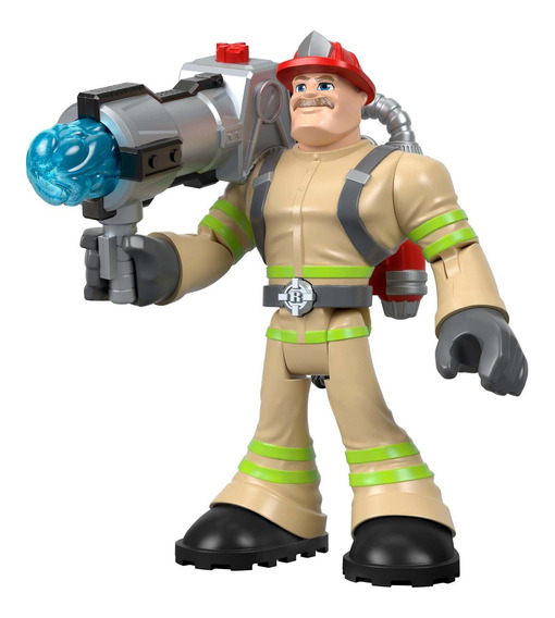 Fisher-price Rescue Heroes Billy Blazes