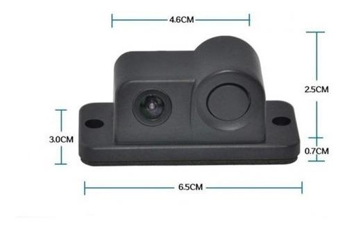Camara De Reversa Con Sensor De Reversa