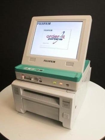 Kiosk Fujifilm Orderitch