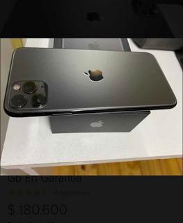iPhone 11 Pro Max De 64 Gb, Con Accesorios!