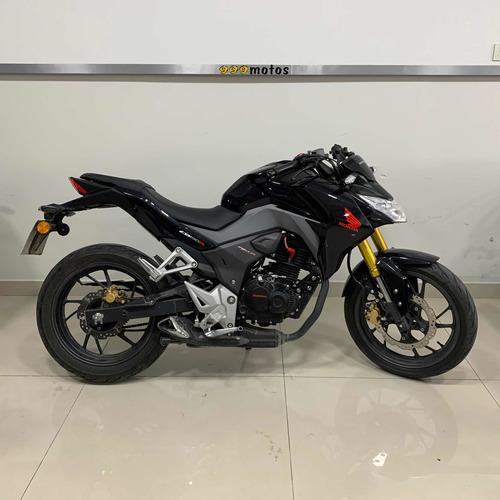 Honda Cb 190cc Año 2019 Usado 11900 Km Moto Inyección Nacked