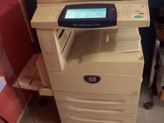 Fotocopiadora Toner Work Centre 133