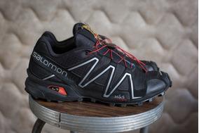 Zapatos Trekking, Trail Running - Salomon Speedcross 3