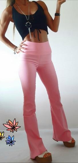 Pantalon Oxford/palazo/ Bengalina/grandes-especiales 1 Al 7