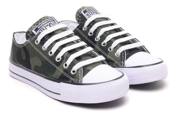 Zapatillas Mujer Colores Glitter Sneakers Base Plataforma Goma Heben Calzados