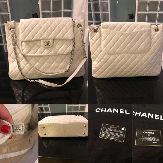 Chanel Branca Maravilhosa