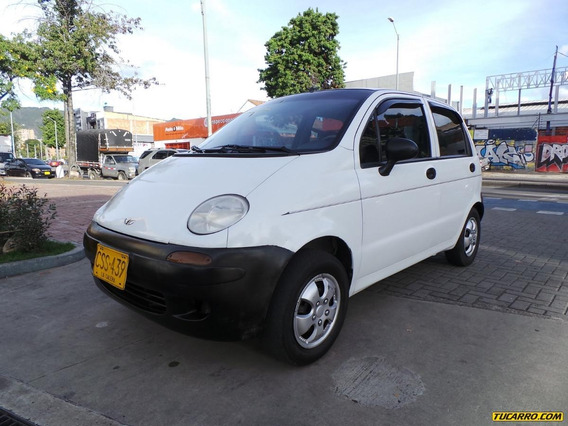 Daewoo Matiz Hatch Back
