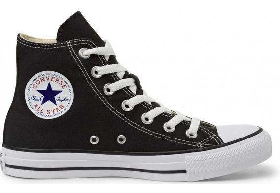Tênis All Star Converse Chuck Taylor Cano Alto Preto Origina