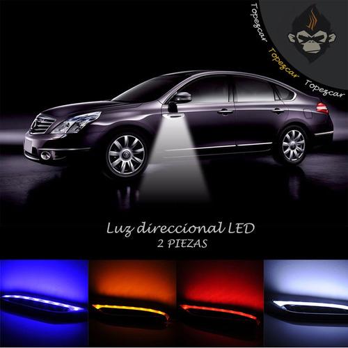 Luz Direccional Led Con Adhesivo Para Autos O Camionetas Par