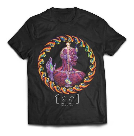 Camiseta Tool Lateralus Rock Activity