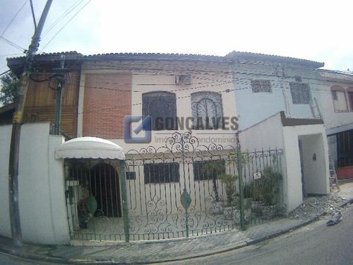 Venda Sobrado Sao Bernardo Do Campo Nova Petropolis Ref: 137 - 1033-1-137464