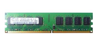 Memoria Ram De Pc 2 Gb Ddr2 667 Y 800 Mhz Con Garantia