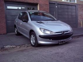 Peugeot 206 1.4 Ful Excelente Estado. Transferencia Incluida