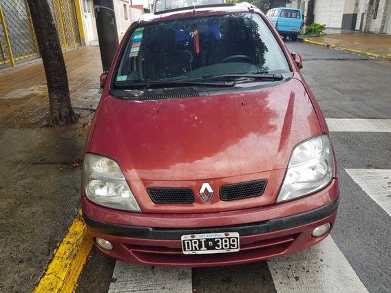 Renault Scénic 2.0 Rtirt I Abs Ab 2001