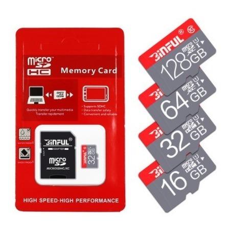 Cartão De Memória Micro Sd 32gb Classe 10 Sdhc Original