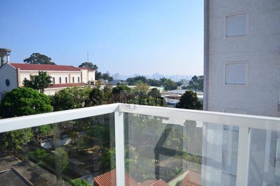 Apartamento Tipo Loft Com 1 Dormitório E 1 Vaga Coberta - Ap9195