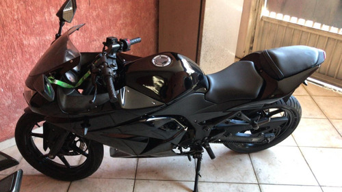 Kawasaki Ninja 250r 11/11