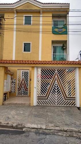 Apartamento Residencial À Venda, Vila Lucinda, Santo André - Ap0375. - Ap0375