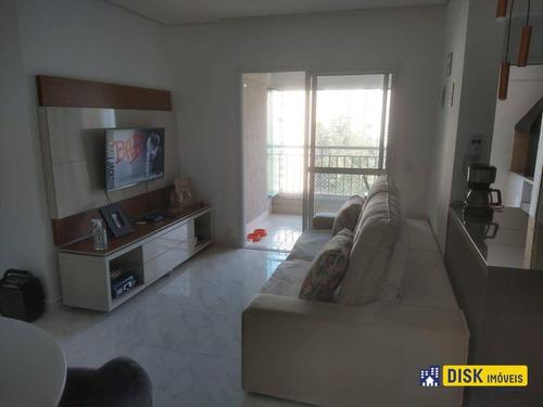 Apartamento Com 2 Dormitórios À Venda, 77 M² Por R$ 590.000,00 - Centro - São Bernardo Do Campo/sp - Ap0480