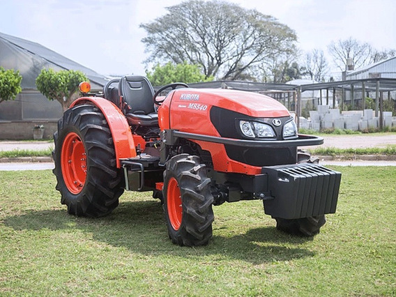 Tractor Kubota M8540 Japones 85 Hp 4x4 1310mm /1500mm Promo!