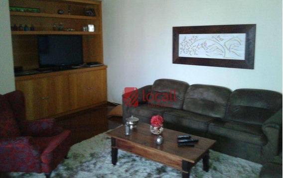 Apartamento Residencial À Venda, Vila Nossa Senhora Da Paz, São José Do Rio Preto - Ap1175. - Ap1175