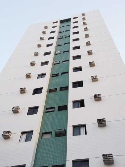 Apartamento Em Madalena, Recife/pe De 92m² 3 Quartos À Venda Por R$ 450.000,00 - Ap280640