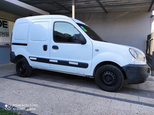 Renault Kangoo 1.6 2 Furgon Confort Cd Svt 1plc 2011