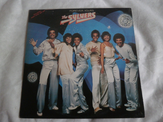 Lp The Sylbers 1979 Forever Yours, Disco Vinil Soul Seminovo