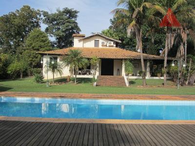 Chácara Residencial À Venda, Fazenda Santa Lúcia, Americana. - Ch0053