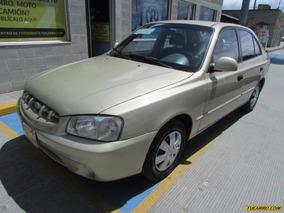 Hyundai Accent Gls Mt 1500cc 5p