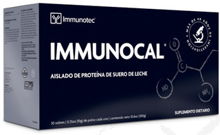 Immunocal Regular - Caja X 30 Sobres - L a $733