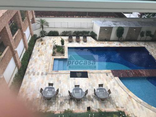 Imagem 1 de 16 de Apartamento Com 4 Dormitórios À Venda, 252 M² Por R$ 2.400.000,00 - N S Das Gracas - Manaus/am - Ap1151