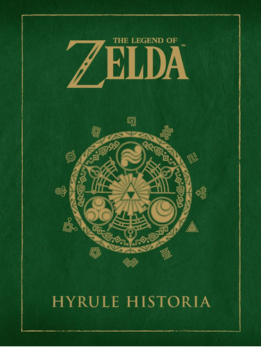 Imagen 1 de 8 de The Legend Of Zelda: Hyrule Historia